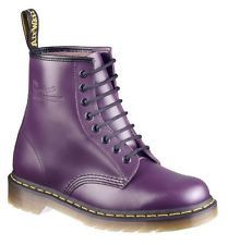 Original Classic Doc Dr Martens 8 Loch 1460 Purple 11821500
