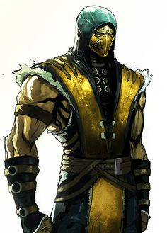 Mortal Kombat | Scorpion