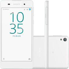 Smartphone Sony Xperia E5 Single Chip An... - Americanas.com