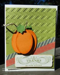 September 15, 2013 Chicks 'n Chocolates + Cards = Fun!! Deb Smart - stampin up card