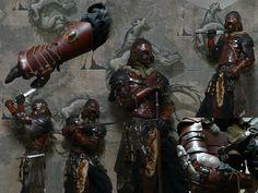 LARP Armor - v3 by Astanael on deviantART