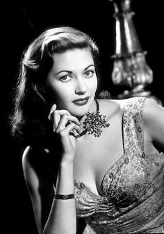Yvonne de Carlo    She was certainly more than Lily Munster.