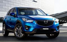 CX 5 Looking good in bright Blue - Car Finance 2U Mazda CX 5 Loans NZ