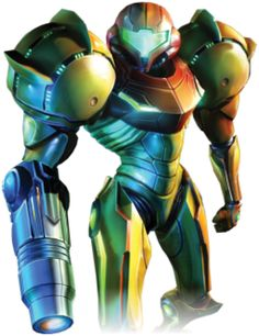 Take Mario's platforming skills, Mega Man's sci-fi gunplay, and Sonic's speed, and slap them all onto an otherwise normal human female. The end result is Samus Aran, protagonist of the Alien-inspired Metroid franchise and quite possibly my favorite Nintendo character of all time.