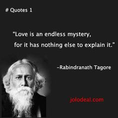 Bengali Love Quotes By Rabindranath Tagore Daily Quotes Pics