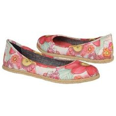 Womens Naturalizer Pacific Floral Fabric #Flat #Shoe Naturalizer.com #espadrille