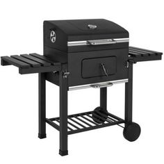 Best Choice Products Premium Barbecue Charcoal Grill Smoker Outdoor Backyard BBQ - Walmart.com