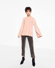 Imagem 1 de CAMISOLA SOFT TOUCH da Zara