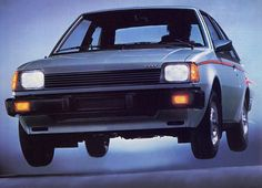 1983 front wheel drive Dodge Colt GTS