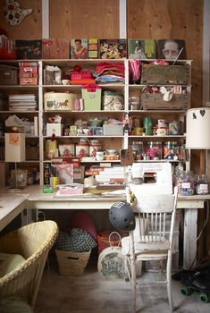Lovely clutter