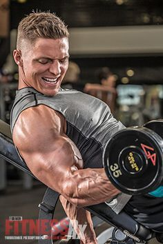 The 12 Best Lifts for Bigger Arms