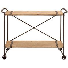 Beaudreaux Console Table