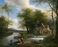 Louis Etienne Watelet (French, 1780 - 1866)