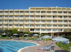#Hotel: ELECTRA PALACE RHODES, Rhodes, Greece. For exciting #last #minute #deals, checkout #TBeds. Visit www.TBeds.com now. Top Hotels, Hotels And Resorts, List Of Activities, Rhodes, All Over The World, Palace, Greece, Spa, Deck