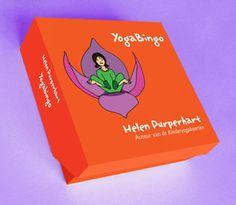 Kinderyogakaarten met yogabingo