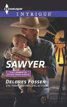 Harlequin Intrigue the Lawmen of Silver Creek Ranch: Sawyer 1491 by Delores Fossen Paperback) for sale online I Love Books, Used Books, My Books, This Book, Lawrence County, Silver Creek, Still Love Her, Book Jacket, Book Series