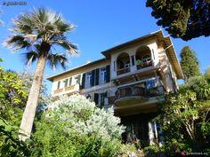 Le Clos du Peyronnet, Avenue Aristide Briand, Menton Belle Epoque, Villa, Plantar, Mansions, House Styles, Home, Decor, Gardens, Decoration