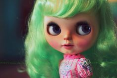 A Doll A Day. Jun 17. Neon. | Flickr - Photo Sharing!