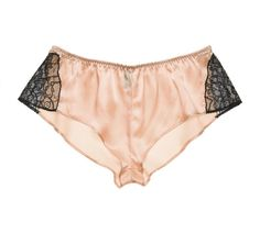 Deco Lace Tap Pant Peach - Between the Sheets #Lingerie