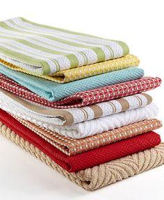 Martha Stewart Collection Kitchen Textiles - Martha Stewart Collection - Kitchen - Macy's