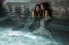 H2o Mermaids, Fantasy Mermaids, Mermaids And Mermen, Silicone Mermaid Tails, Sea Siren, Mermaid Fairy, Mermaid Pictures, Underwater Creatures, Merfolk