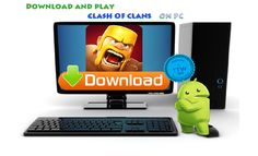 Clash Of Clans is an Outstanding game which is getting popular day by day. You may playing this game on your mobile right why not try this game on your PC. Download this game on windows 7,8,8.1. Here we guide you how to download this game on your PC. http://thetechworld369.blogspot.com/2015/02/clash-of-clans-download-for-pc-windows.html