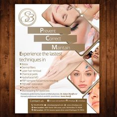 Sonia Shariff Postcard, flyer or print contest postcard Face Fillers, Dermal Fillers, Prp Hair, Vampire Facial, Medical Health Care, Books Everyone Should Read, Laser Clinics, Hair Clinic, Beauty Clinic