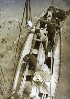 Incredible Photos and Handwritten Notes Describe Grim Discovery of Titanic's Last Lifeboat