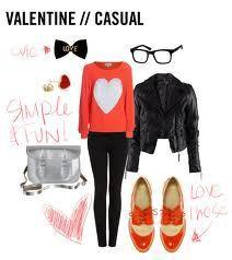 valentine day teenage girlfriend