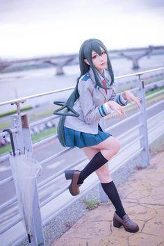 Asui Tsuyu Boku no Hero Academia Anime Anime Cosplay