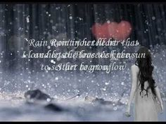 Rhythm Of the Rain sung by The Cascades Lyrics Listen to the rhythm of the falling rain Telling me just what a fool I've been I wish that it would go and let...