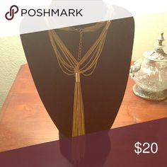 🚨CLOSET CLEAR OUT🚨 Gold Chain Necklace 10/10 condition Jewelry Necklaces