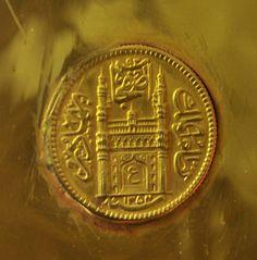 Ashrafi [Gold coin] currency Nizam of Hyderabad