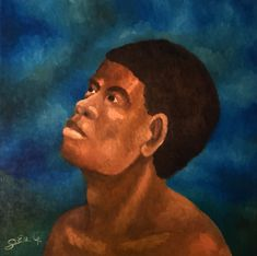 #painting #oiloncanvas #portrait #aboriginal #oil #artwork #contemporaryart #canvas #art Portrait, Artwork, Canvas Art, Painting, Oil, Work Of Art, Headshot Photography, Auguste Rodin Artwork, Painting Art