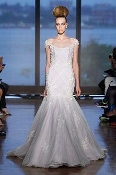 Ines de Santo Fall/Winter 2014 Couture Collection  weddingbrand.com