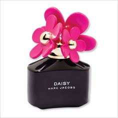 MARC JACOBS DAISY EAU DE PARFUM Up to $50,000 from the sales of this bloom-bedecked bottle ($79; macys.com)—filled with a fragrant blend of wild strawberry, jasmine, and rose—benefits the National Breast Cancer Foundation.