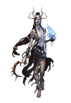 Tippi Lim- Goddess of Death fantasy art magic spellcaster Dark Fantasy Art, Fantasy Rpg, Medieval Fantasy, Fantasy Girl, Fantasy Artwork, Fantasy Character Design, Character Design Inspiration, Character Concept, Character Art