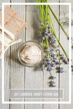Honey lavendar bars