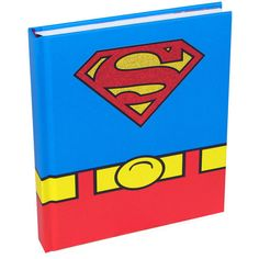 This Superman Uniform Hardcover Journal is the perfect place to write that Superman story you've always wanted to write or to draw the Man of Steel and practice Superman Gifts, Superman Story, Superman Costumes, Superman Art, Batman, Superman Logo, Comic Book Drawing, Cute Canvas Paintings, Drawing Skills