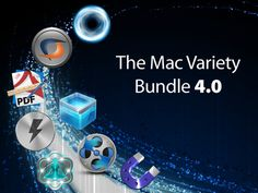 Get 8 Useful Mac Apps That Will Improve Life On Your Mac! - The Mac Variety Bundle 4.0 (88% off)