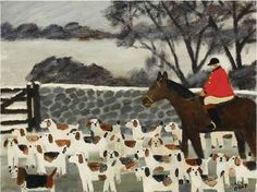 Gary Bunt | (67) Master of the Hounds