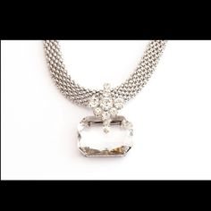 Brand new lead free silver choker necklace Rock on with this gorgeous necklace fits well on the neck. Jewelry Necklaces