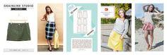 Top 5 Skirt Patterns