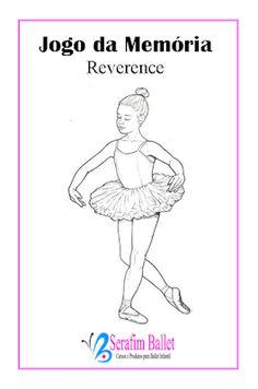 Serafim Ballet: Jogo da Memória com Tema Ballet (material para aula) Baby Ballet, Ballet Kids, Ballet Class, Ballet Dancers, Dancer Workout, Ballerina Silhouette, Cool Dance, Ballet Fashion, Learn To Dance