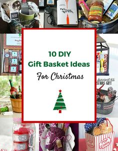 20 homemade christmas gift basket ideas for under 15 pinterest 20 homemade christmas gift basket ideas for under 15 pinterest homemade gift and basket ideas solutioingenieria Image collections