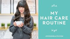 Joy here :) In this video, I share my hair care routine from start to finish :) Plus tips for healthy hair from a natural health perspective. Healthy Hair Tips, Healthy Living Tips, Healthy Foods To Eat, Joyous Health, Holistic Nutritionist, Natural Haircare, Care Plans, Hair Care Routine, Health Eating