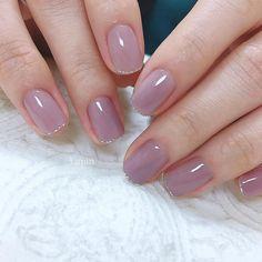 Still Love Her, Minimalist Nails, Autumn Nails, Mani Pedi, Finger, Pink Nails, Beauty Nails, Nail Care, Nail Colors