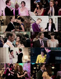 Robin and Barney - How i met your mother