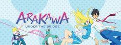 Resultado de imagen para arakawa under the bridge