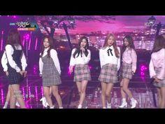 뮤직뱅크 Music Bank - 구구단 - 거리 (gugudan).20170303 - YouTube